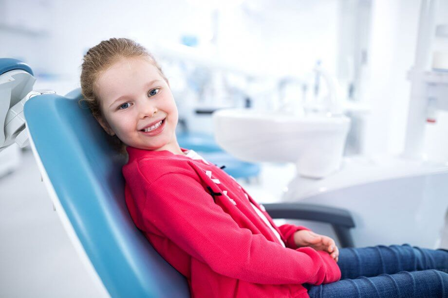 National Children Oral Health Month