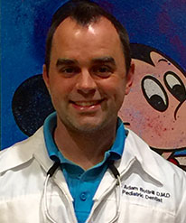 Dr. Adam J. Bottrill - Lawrence & Andover Pediatric Dentist
